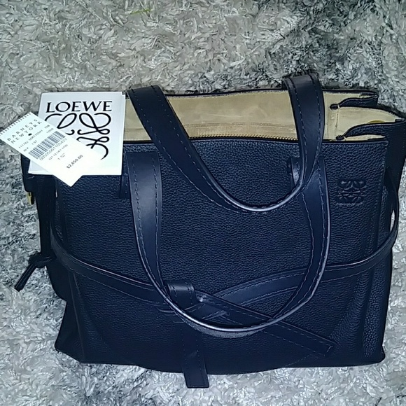 fc77bd401 Loewe Bags | Gate Small Leather Shoulder Bag | Poshmark